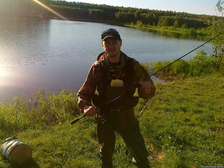 рыбалка на озерах во владимирской области